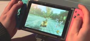 Die Auferstehung des Couch-Multiplayers? Nintendo Switch im ersten Praxistest.