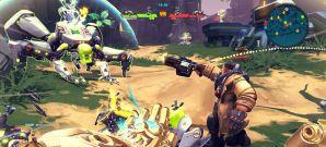Kunterbunter Arcade-Shooter von Gearbox Software