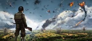 Echtzeit-Gefechte im Zweiten Weltkrieg
