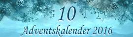 Gewinnspiel: Adventskalender 2016 - Tag 10