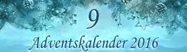 Gewinnspiel: Adventskalender 2016 - Tag 09