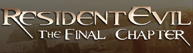 Gewinnspiel: Resident Evil: The Final Chapter