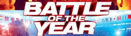 Gewinnspiel: BATTLE OF THE YEAR