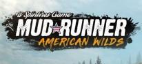 Spintires: MudRunner: American Wilds: Ab Oktober geht's in die amerikanische Wildnis