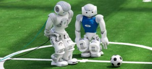 HTWK-Fußballroboter sind Weltmeister