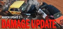 Wreckfest: Early Access: Zweites März-Update macht Crashes wieder wichtiger