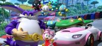 Team Sonic Racing: Vorstellung von Team Rose