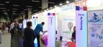 gamescom 2018: Französischer Gemeinschaftsstand im Fachbesucher-Bereich