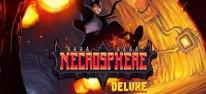 Necrosphere: Deluxe: Flucht aus der Unterwelt auf Switch, PS4 und Vita gestartet
