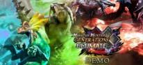 Monster Hunter Generations Ultimate: Demo der erweiterten Monsterjagd für Switch im Anmarsch