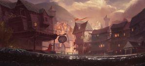 Einblicke in die Fantasy-Welt Caith