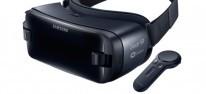 Samsung Gear VR: Revision mit Bewegungscontroller angekündigt