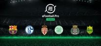 Pro Evolution Soccer 2019: Konami und eFootball.Pro starten internationale eSports-Liga für Profi-Fußballklubs
