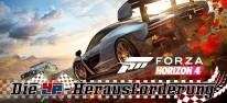 Die 4P-Herausforderung: Wer schlägt Michaels Zeiten in Forza Horizon 4 und rast in die Lostöpfe?