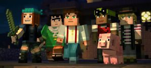 Telltale Games erl�utert Episoden-Adventure in Minecraft-Welt