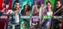 Tekken 7: Die letzten Charaktere aus dem Season Pass 2 stehen fest