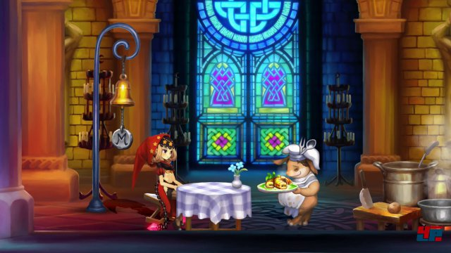 Screenshot - Odin Sphere (PS3) 92529023
