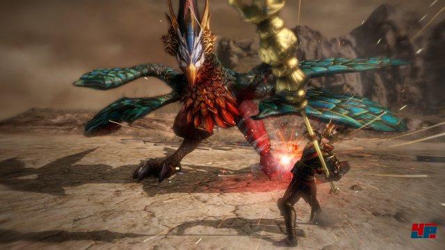 Neue Waffen und neue Monster erweitern die D�monenjagd.