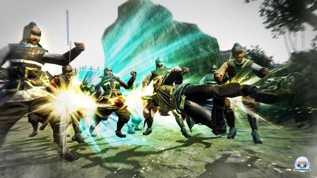 Screenshot - Dynasty Warriors 8 (PlayStation3) 92433732