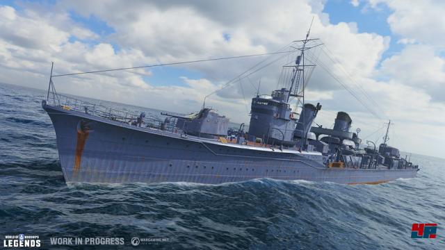 Screenshot - World of Warships (PS4) 92572406