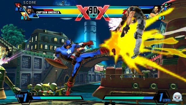 Screenshot - Ultimate Marvel vs. Capcom 3 (PS_Vita) 2316992