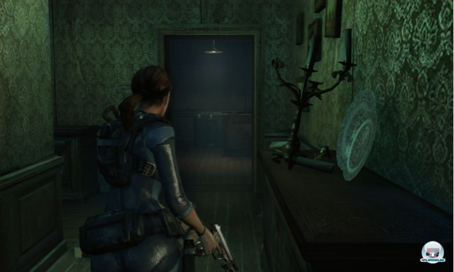 Screenshot - Resident Evil: Revelations (3DS) 2230182