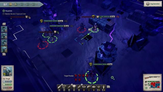 Screenshot - Achtung! Cthulhu Tactics (Switch) 92581540