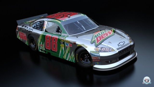 Screenshot - NASCAR The Game: Inside Line (360) 2393462