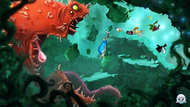 Screenshot - Rayman Origins (360) 2227188