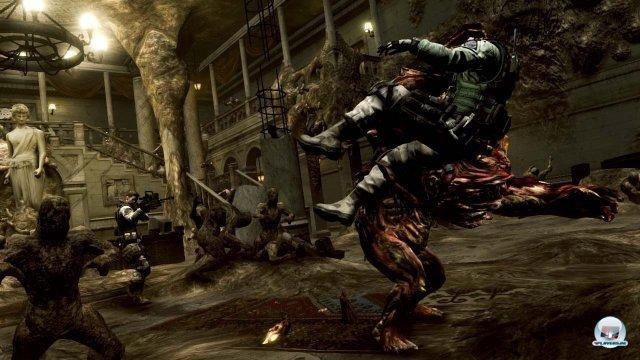 Screenshot - Resident Evil 6 (360) 92402087