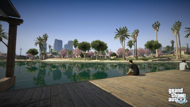 Screenshot - Grand Theft Auto V (360) 2374697