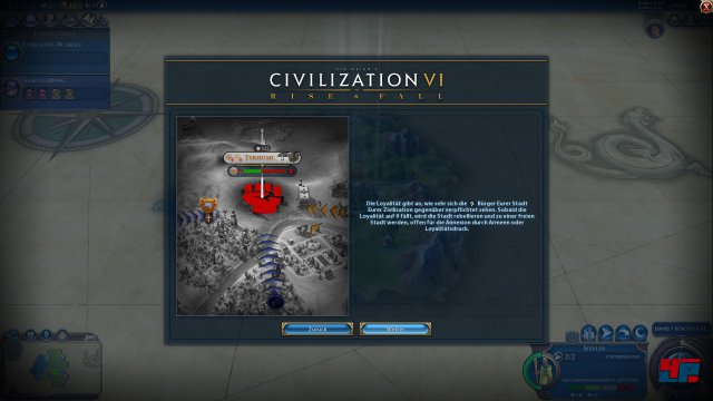 Screenshot - Civilization 6: Rise and Fall (PC)
