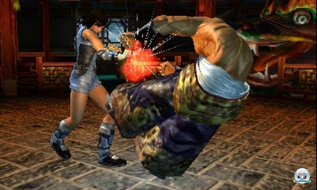 Screenshot - Tekken 3D Prime Edition (3DS) 2250627