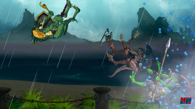 Screenshot - Dungeon Punks: Tag Team Brawler RPG (PC) 92530627