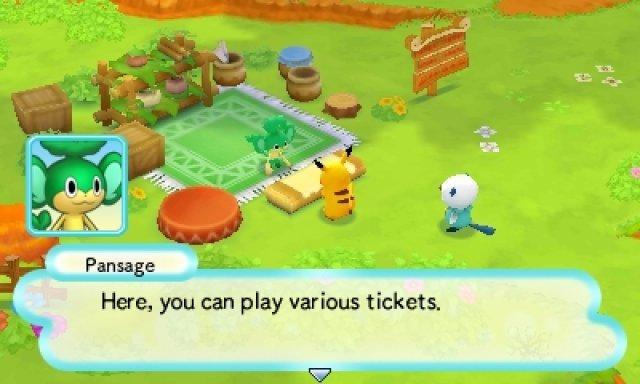 Screenshot - Pokémon Mystery Dungeon: Portale in die Unendlichkeit (3DS) 92457637