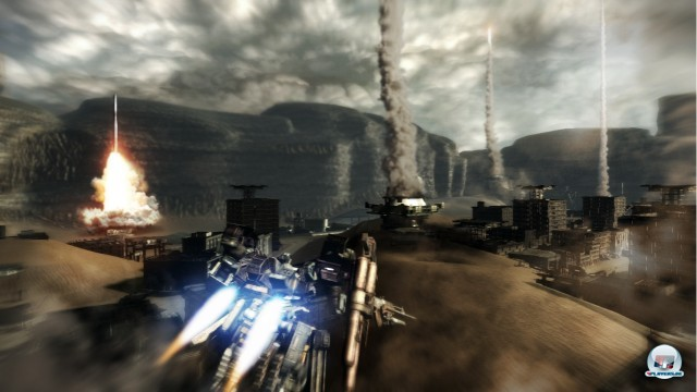 Screenshot - Armored Core V (360) 2245777