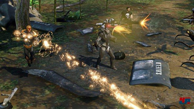 Screenshot - Marvel Heroes Omega (One) 92549331