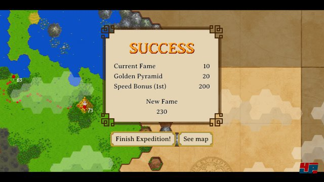 Screenshot - The Curious Expedition (PC) 92532796