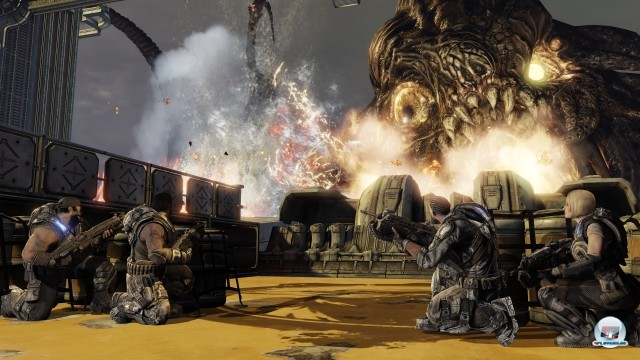 Screenshot - Gears of War 3 (360) 2244567