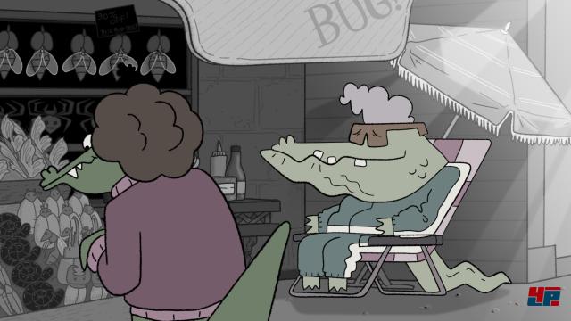 Screenshot - Later Alligator (Linux)
