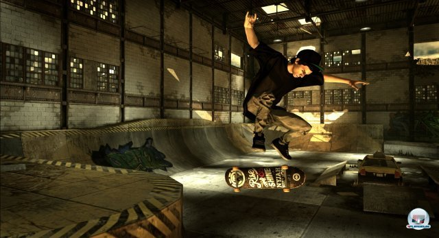 Screenshot - Tony Hawk's Pro Skater HD (360) 2310627