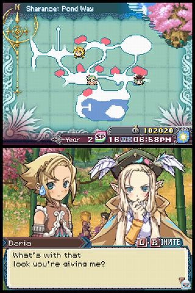 Screenshot - Rune Factory 3: A Fantasy Harvest Moon (NDS) 2273182