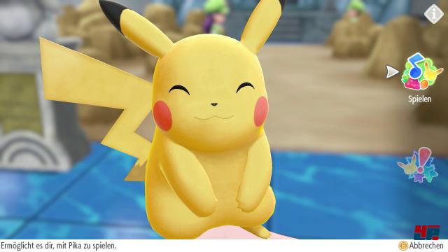 Screenshot - Pokémon: Let's Go, Pikachu! & Let's Go, Evoli! (Switch) 92577620