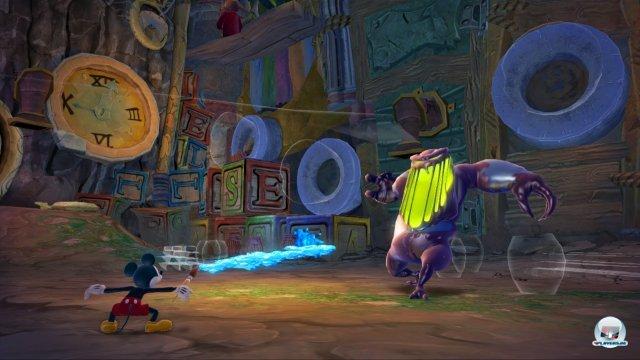 Screenshot - Micky Epic: Die Macht der 2  (360) 2397517