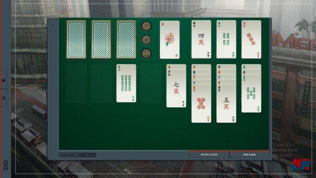 Screenshot - Shenzhen Solitaire (Linux)