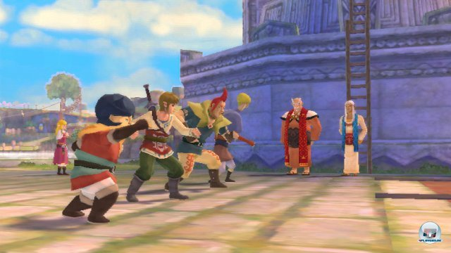 Screenshot - The Legend of Zelda: Skyward Sword (Wii) 2270952
