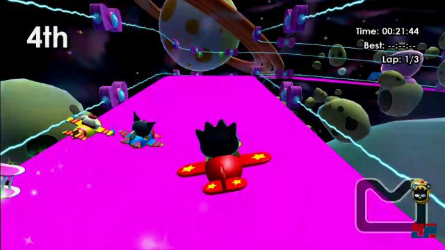 Screenshot - Hello Kitty Kruisers (Switch)