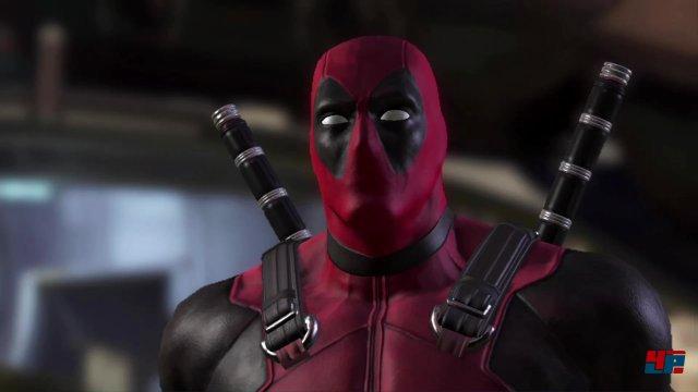 Auch wenn spielerisch nur bekannte Kost geboten wird, ist Deadpool der wohl ungewöhnlichste Superheld aller Zeiten.