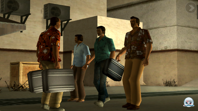 Screenshot - Grand Theft Auto: Vice City (iPhone) 92430482