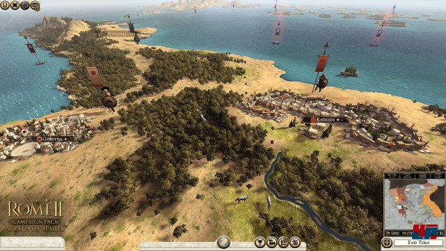 Screenshot - Total War: Rome 2 (PC)